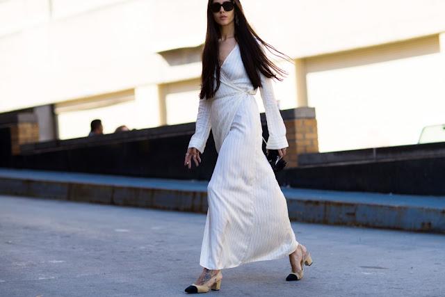 NY Fashion Week SS16 Street Style
