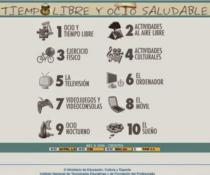 http://ntic.educacion.es/w3/recursos/secundaria/transversales/ocio/index.htm