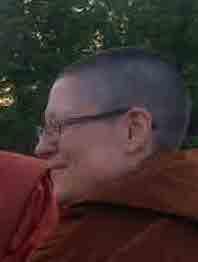 Ven Niyyanika Bhikkhuni