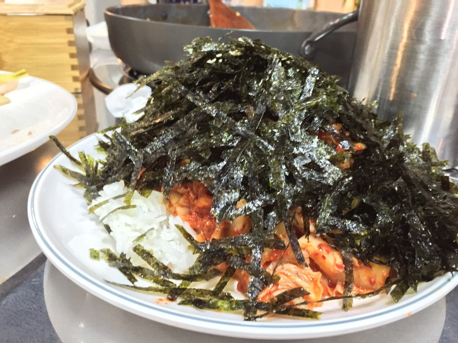 Yorijori Seaweed Fried Rice