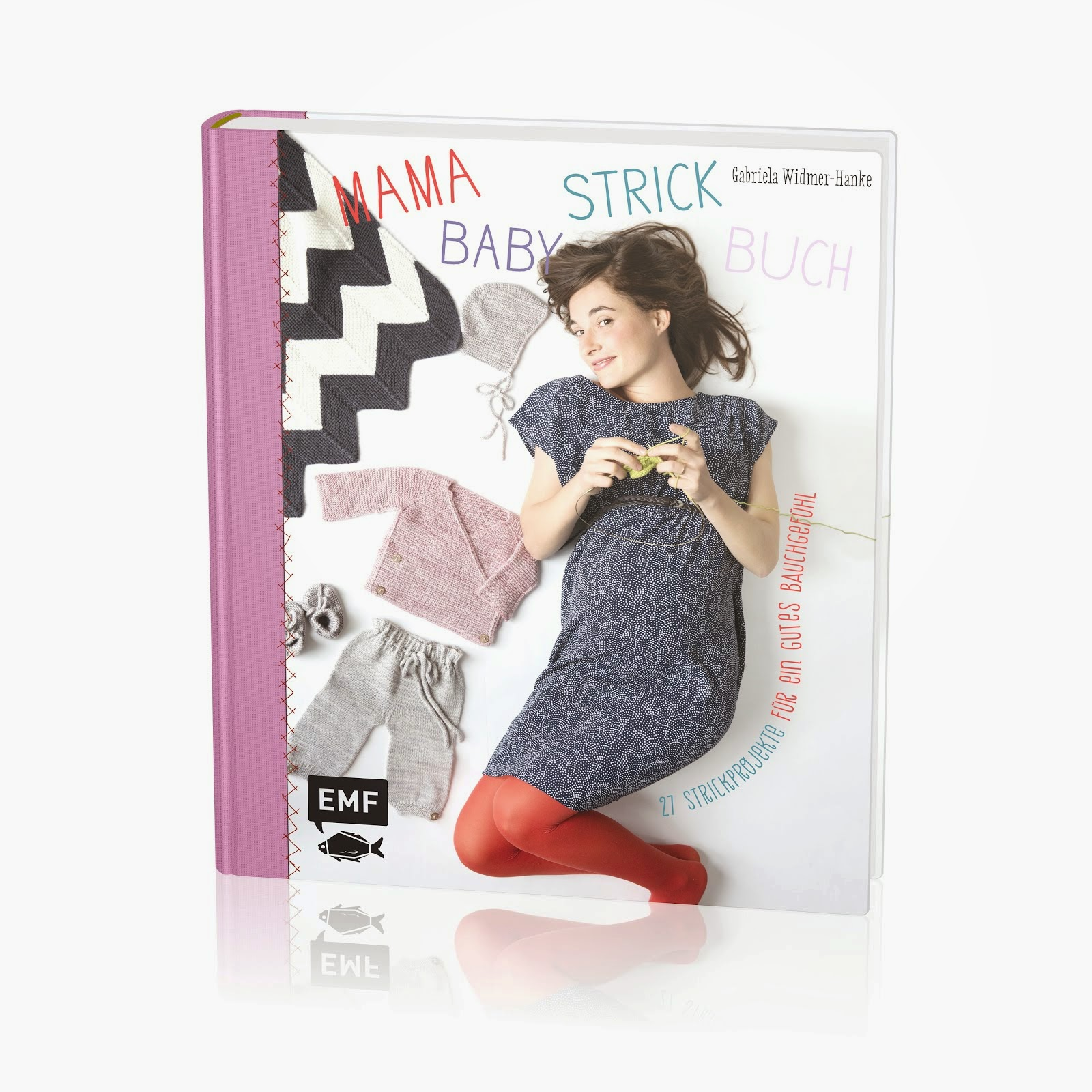 Mama Baby Strickbuch