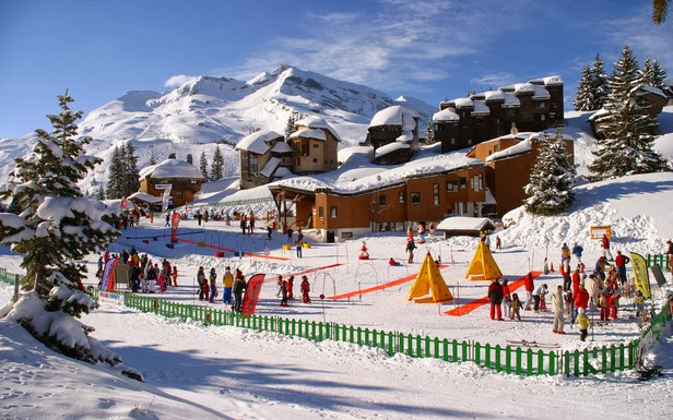 Avoriaz, France - The Top Ski Resorts for Families In The World