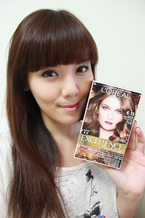 Silver Ang As Is Sponsored Diy Hair Coloring With Loreal Paris