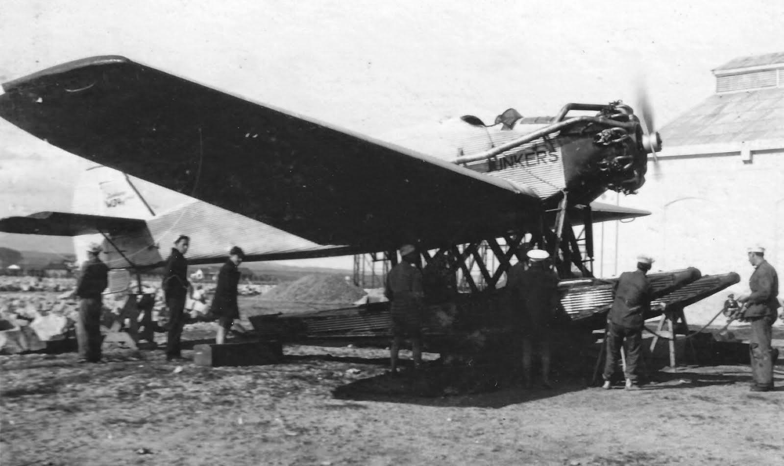 Junkers W-34b