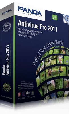 Download Panda Anti-Virus PRO 2011