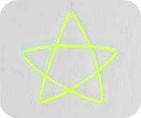 DIY Glowing Stars