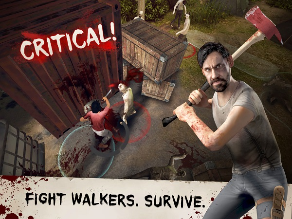Next Games announces The Walking Dead: No Man's Land coming to iOS in October