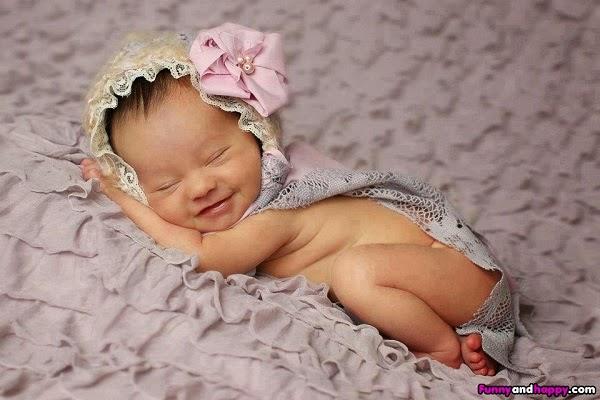 Photo Bébé qui fait dodo