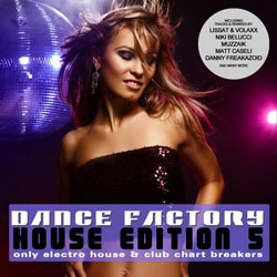 Dance Factory – House Edition 5 (2012)