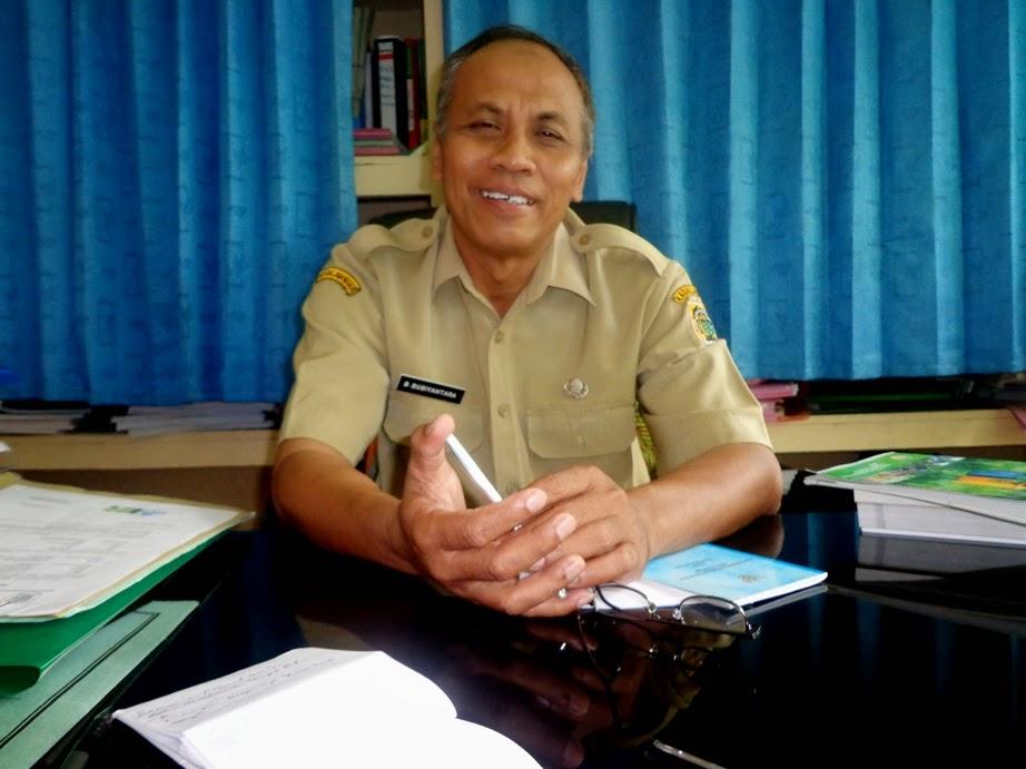 Kepala Bidang Pengendalian Dampak Lingkungan Kantor Lingkungan Hidup