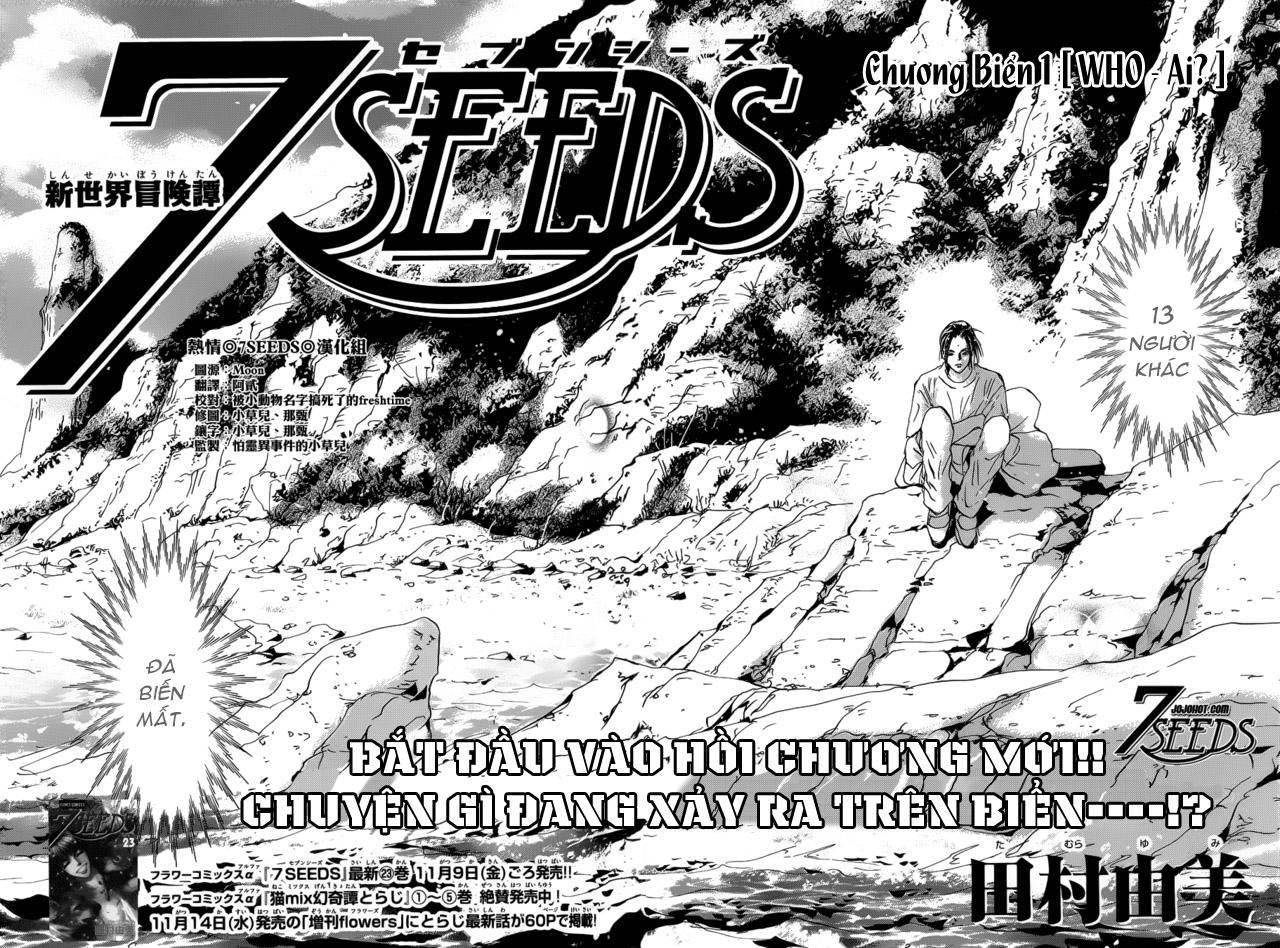 7 Seeds chap 125 page 7 - IZTruyenTranh.com