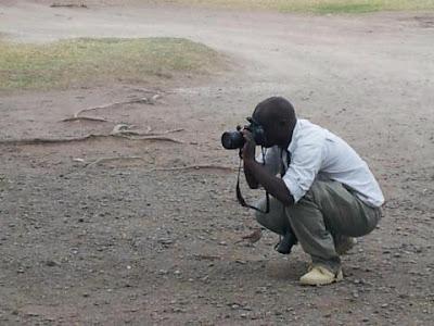Rajab - Inside Afrika