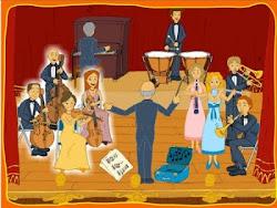 Los sonidos de la orquesta