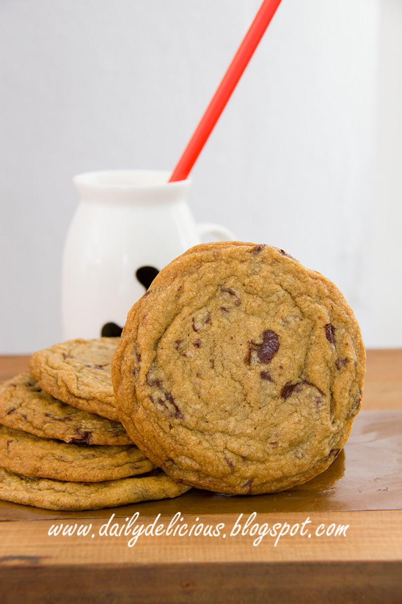 Best Chocolate Chunk Cookie Recipe Ever