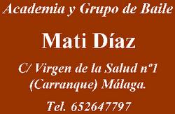 Academia y Grupo de Baile Mati Díaz