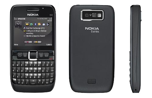 Harga Dan Spesifikasi Nokia E63