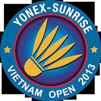 Jadwal Yonex-Sunrise Vietnam Open 2013