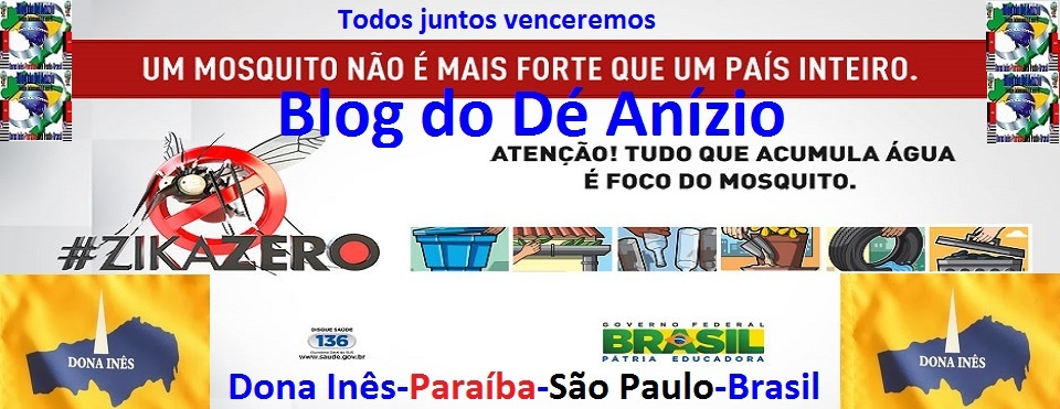 Blog do Dé Anízio