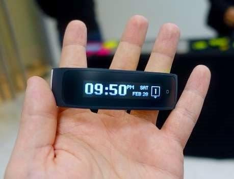 A pulseira fitness HTC Grip tem um público-alvo bem específico, os verdadeiros atletas