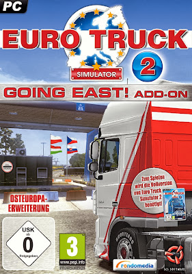 PC Game EURO TRUCK SIMULATOR 2 GOING EAST