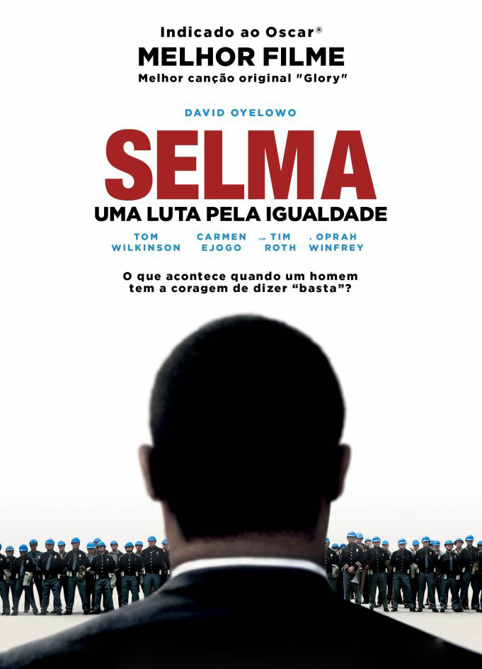 Selma: Uma Luta Pela Igualdade Torrent - Blu-ray Rip 1080p Dual Áudio (2015)