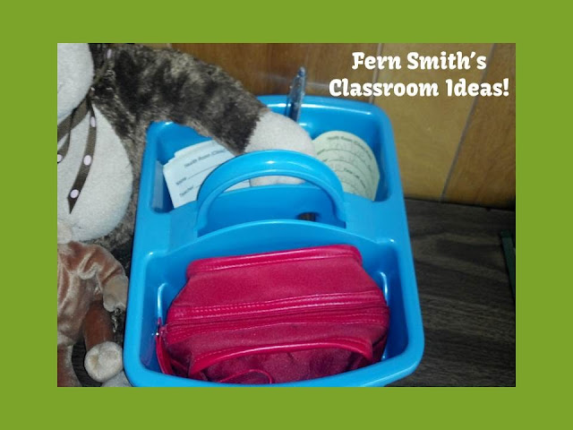 Fern Smith's Taking a Clinic Bucket to the Playground.