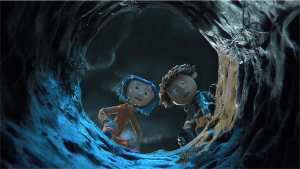 Looking through Coraline 2009 animatedfilmreviews.blogspot.com