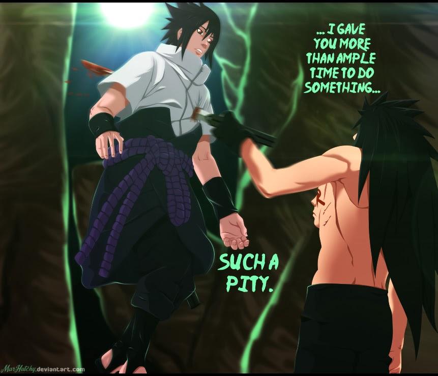 Naruto chap 665 Trang 21