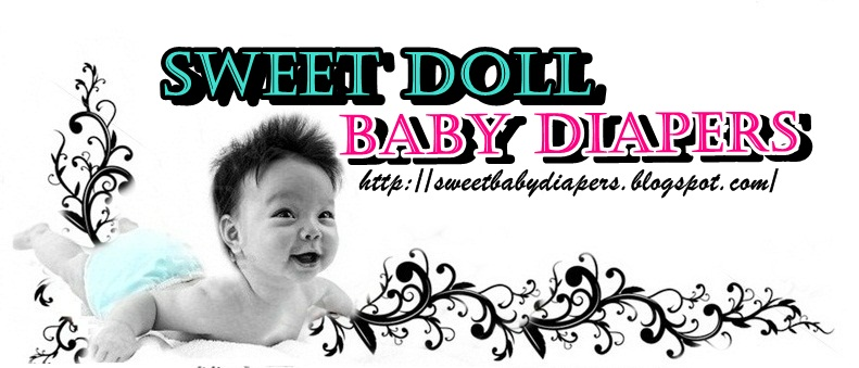 SWEET DOLL BABY DIAPERS