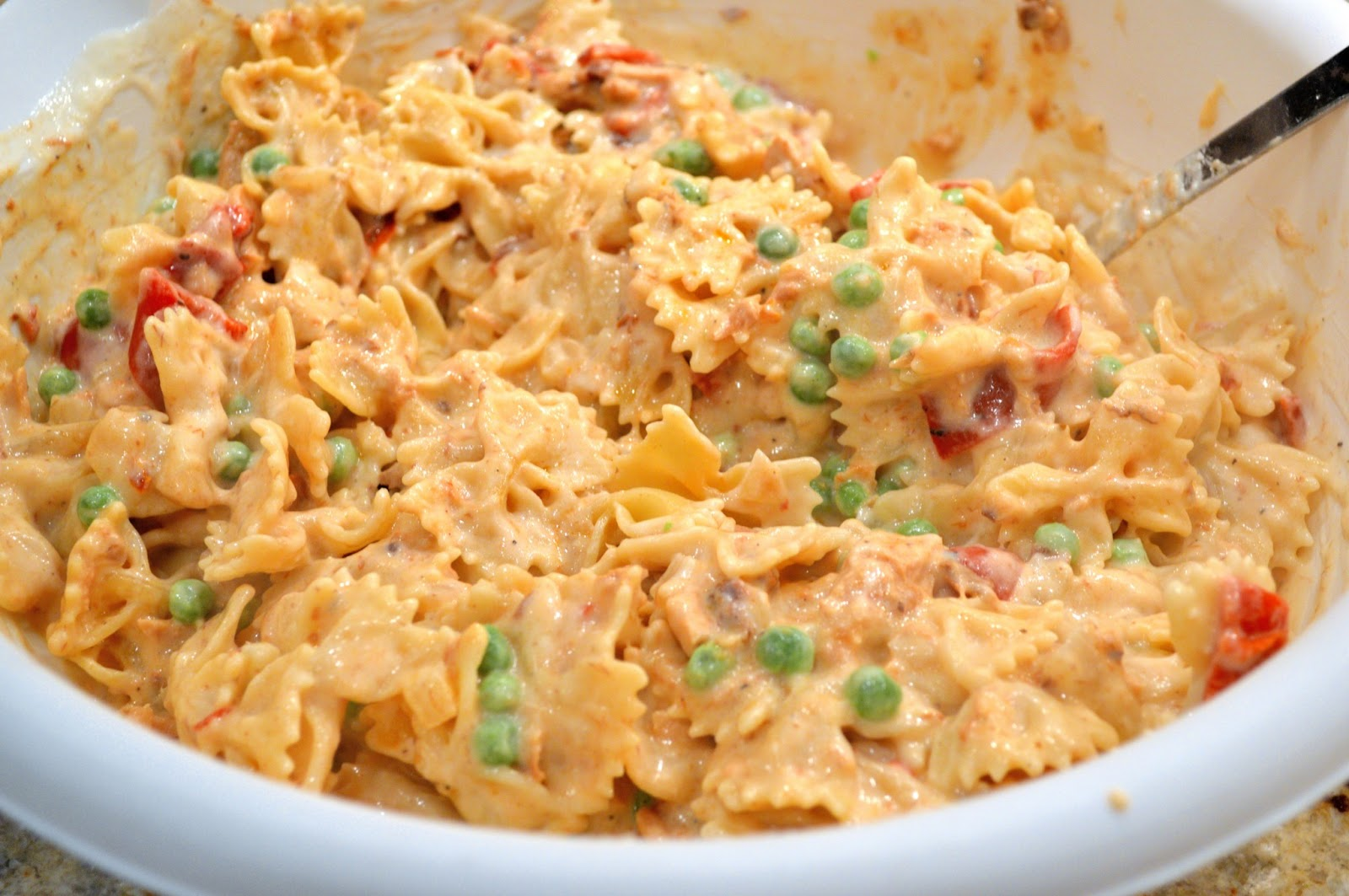 Fancy Tuna Noodle Casserole - Savory Experiments