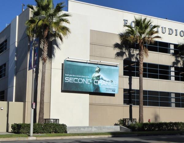 Second Chance TV series billboard