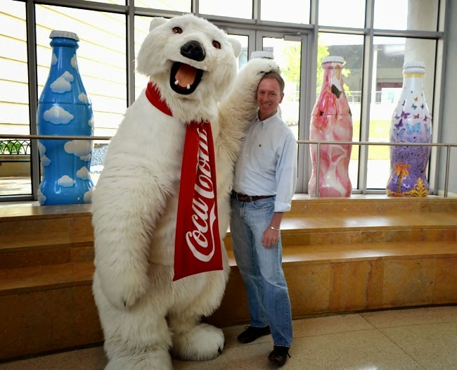 Atlanta Animal Lovers Tour, Coca-Cola Polar Bear