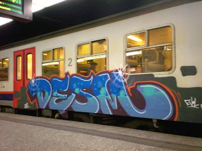 Desm graffiti