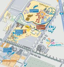 Disneyland park map pics