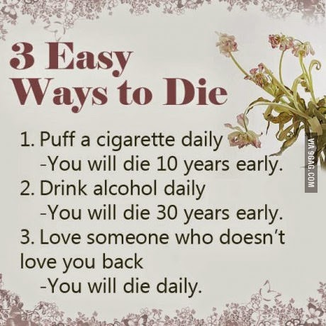 3 easy  way to die