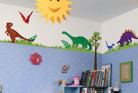 Kids Bedroom Stencils kids bedroom stencils photos 1 with inspiration decorating