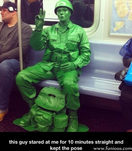 Funny Soldiers