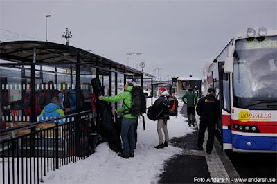 Kiruna station, Järnvägsstation