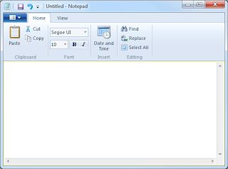NOTEPAD GRATIS PER WINDOWS 7
