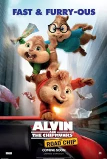 Alvin and the Chipmunks The Road Chip (2015) Subtitle Indonesia