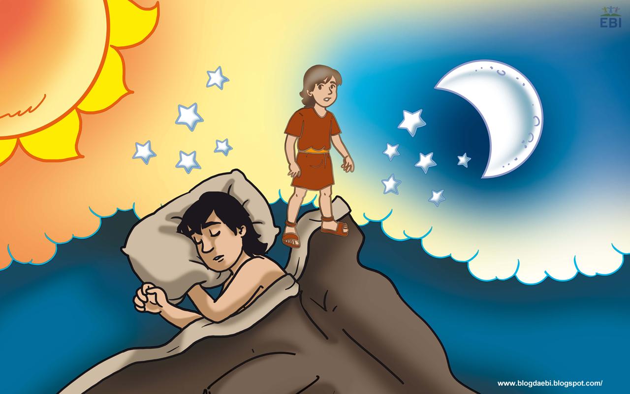 Blog da ebi unidade 1 o sonho de jos hist ria for Mural dos sonhos o segredo
