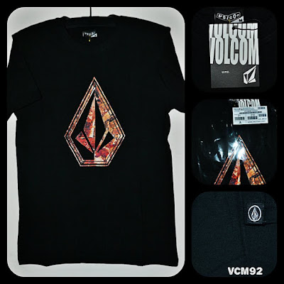 Kaos Surfing Volcom Kode VCM92
