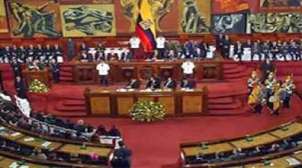 Ecuador inició trámite parlamentario para denunciar el Tratado Interamericano de Asistencia Recípro
