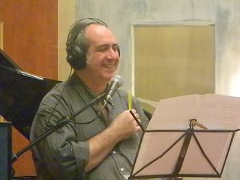 Popi Spatocco productor de Mercedes Sosa produciendo en Casa Frida