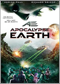 AE: Apocalypse Earth  DVDRip AVI + RMVB Legendado