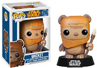 Funko Pop! Wicket Flocked