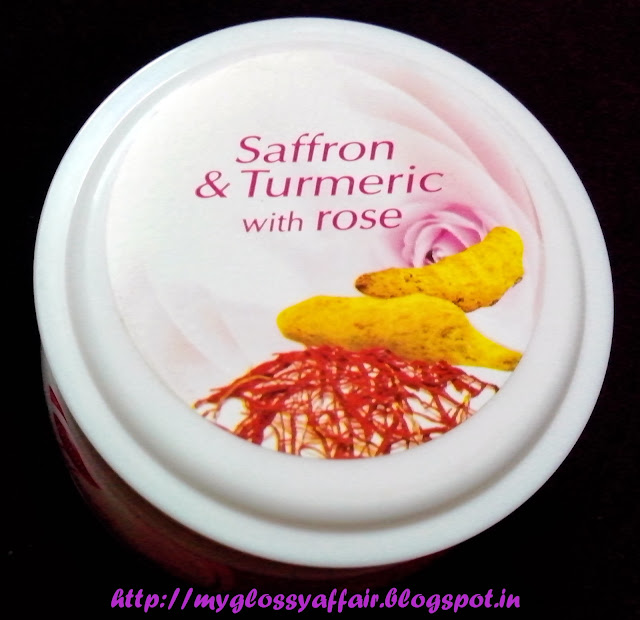 Dabur Gulabari Saffron and Turmeric Cold Cream Review