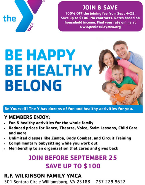 Ymca coupon code 2018