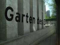 Giardino dell'Esilio nel Museo Ebraico di Berlino