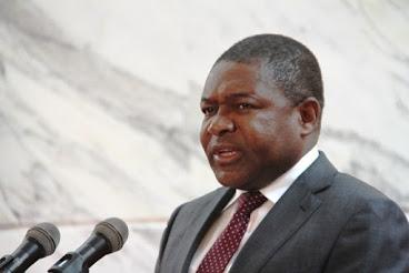 Moçambique | O PR SÓ FALA, NÃO AGE
